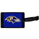 Siskiyou Buckle Baltimore Ravens Luggage Tag, FLTS180