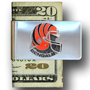 Siskiyou Buckle FMC010 Cincinnati Bengals Steel Money Clip