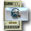 Siskiyou Buckle FMC065 Philadelphia Eagles Steel Money Clip
