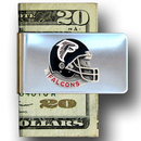 Siskiyou Buckle FMC070 Atlanta Falcons Steel Money Clip