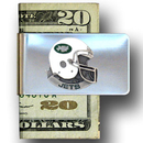 Siskiyou Buckle FMC100 New York Jets Steel Money Clip