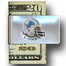 Siskiyou Buckle FMC105 Detroit Lions Steel Money Clip