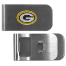 Siskiyou Buckle FMC115BO Green Bay Packers Bottle Opener Money Clip