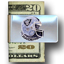 Siskiyou Buckle FMC125 Oakland Raiders Steel Money Clip