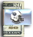Siskiyou Buckle FMC185 Tennessee Titans Steel Money Clip