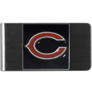 Siskiyou Buckle FMCL005 Chicago Bears Steel Money Clip
