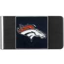 Siskiyou Buckle FMCL020 Denver Broncos Steel Money Clip