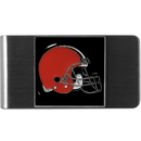 Siskiyou Buckle FMCL025 Cleveland Browns Steel Money Clip