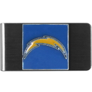 Siskiyou Buckle FMCL040 San Diego Chargers Steel Money Clip