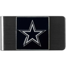 Siskiyou Buckle FMCL055 Dallas Cowboys Steel Money Clip