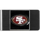 Siskiyou Buckle FMCL075 San Francisco 49ers Steel Money Clip