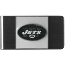 Siskiyou Buckle FMCL100 New York Jets Steel Money Clip