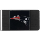 Siskiyou Buckle FMCL120 New England Patriots Steel Money Clip