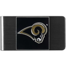 Siskiyou Buckle FMCL130 St. Louis Rams Steel Money Clip
