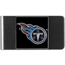 Siskiyou Buckle FMCL185 Tennessee Titans Steel Money Clip