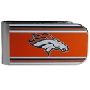 Siskiyou Buckle Denver Broncos MVP Money Clip, FMMC020