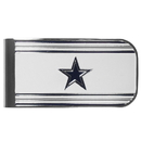 Siskiyou Buckle Dallas Cowboys MVP Money Clip, FMMC055