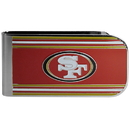 Siskiyou Buckle San Francisco 49ers MVP Money Clip, FMMC075