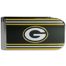 Siskiyou Buckle Green Bay Packers MVP Money Clip, FMMC115