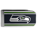 Siskiyou Buckle Seattle Seahawks MVP Money Clip, FMMC155