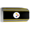 Siskiyou Buckle Pittsburgh Steelers MVP Money Clip, FMMC160