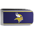 Siskiyou Buckle Minnesota Vikings MVP Money Clip, FMMC165