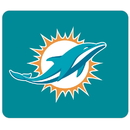 Siskiyou Buckle FMP060 Miami Dolphins Mouse Pads