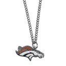 Siskiyou Buckle FN020 Denver Broncos Chain Necklace