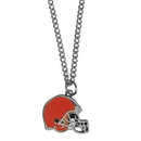 Siskiyou Buckle FN025 Cleveland Browns Chain Necklace