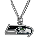 Siskiyou Buckle FN155 Seattle Seahawks Chain Necklace