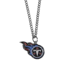 Siskiyou Buckle FN185SC Tennessee Titans Chain Necklace with Small Charm