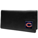 Siskiyou Buckle FNC005BX Chicago Bears Leather Checkbook Cover