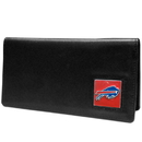 Siskiyou Buckle FNC015BX Buffalo Bills Leather Checkbook Cover