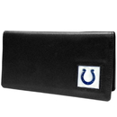 Siskiyou Buckle FNC050BX Indianapolis Colts Leather Checkbook Cover
