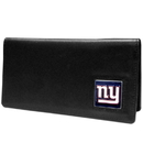 Siskiyou Buckle FNC090BX New York Giants Leather Checkbook Cover
