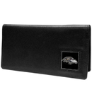 Siskiyou Buckle FNC180BX Baltimore Ravens Leather Checkbook Cover