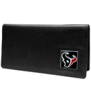 Siskiyou Buckle FNC190BX Houston Texans Leather Checkbook Cover
