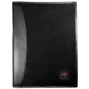 Siskiyou Buckle Tampa Bay Buccaneers Leather and Canvas Padfolio, FPAD030