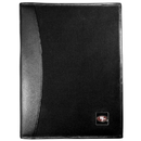 Siskiyou Buckle San Francisco 49ers Leather and Canvas Padfolio, FPAD075