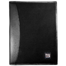 Siskiyou Buckle New York Giants Leather and Canvas Padfolio, FPAD090