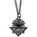 Siskiyou Buckle FPC057 Dallas Cowboys Classic Chain Necklace