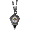 Siskiyou Buckle FPC160 Pittsburgh Steelers Classic Chain Necklace