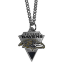 Siskiyou Buckle FPC180 Baltimore Ravens Classic Chain Necklace