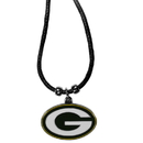 Siskiyou Buckle Green Bay Packers Cord Necklace, FPCC115