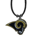 Siskiyou Buckle Los Angeles Rams Cord Necklace, FPCC130