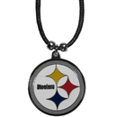Siskiyou Buckle Pittsburgh Steelers Cord Necklace, FPCC160