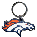 Siskiyou Buckle FPK020 Denver Broncos Flex Key Chain