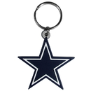 Siskiyou Buckle FPK055 Dallas Cowboys Flex Key Chain