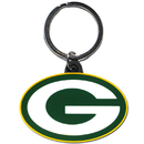 Siskiyou Buckle FPK115 Green Bay Packers Flex Key Chain
