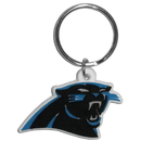 Siskiyou Buckle FPK170 Carolina Panthers Flex Key Chain